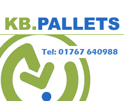 K.B.Pallets LTD Logo